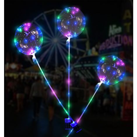LED Light Up Bobo Balloon