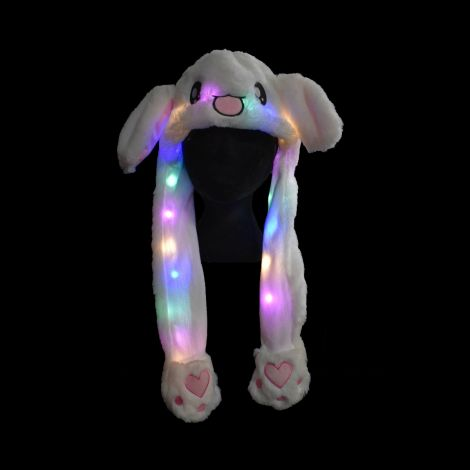 Light Up Moving Ears Rabbit
