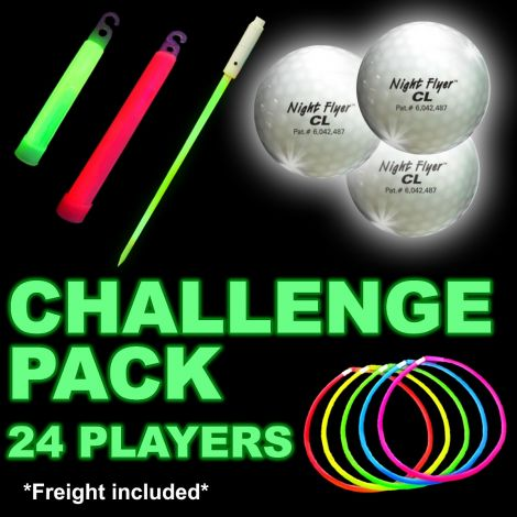 Challenge Pack - 24 Players, 6 holes. Freight Inc*
