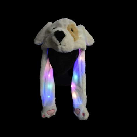 Light Up Moving Dog Ears