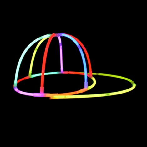 Glow Cap (assembly required)