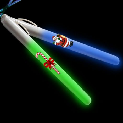 Christmas Edition Concert Wand With Clip
