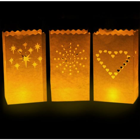 Luminary Bags (LED Tea Candles Sold Separately)