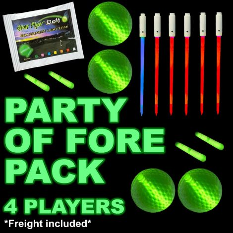 Party of Fore Pack
