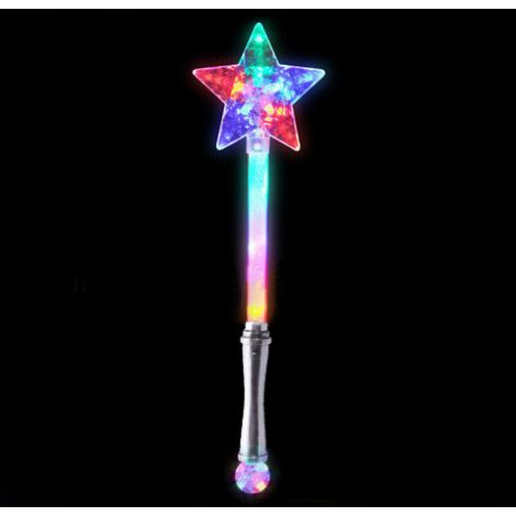 Flashing Star Wand - OUT OF STOCK