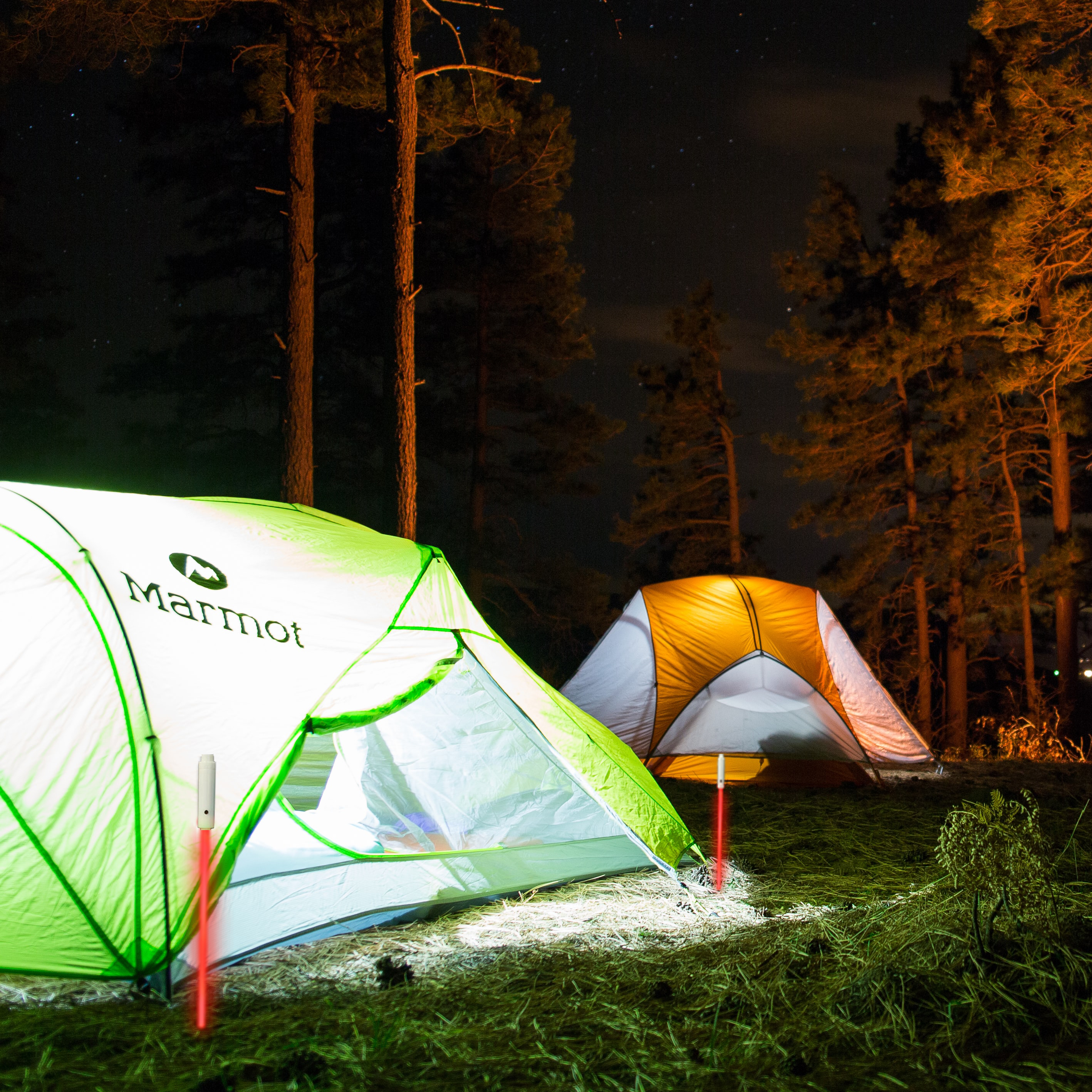 How to make your camping trip fun and bright!