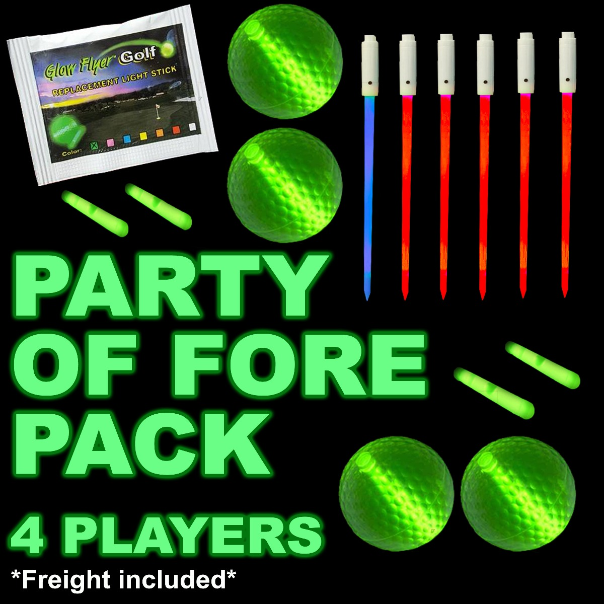 Party of Fore